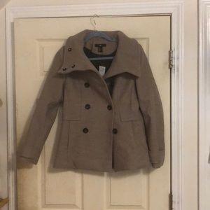 Never been worn pea coat